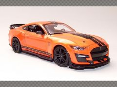 MUSTANG SHELBY GT500 COUPE ~ 2020 | 1:24 Diecast Model Cr