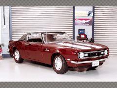 CHEVROLET CAMARO Z28 COUPE 1968 | 1:18 Diecast Model Car