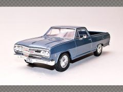 CHEVROLET EL CAMINO PICKUP~ 1965 | 1:25 Diecast Model Car