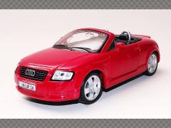 AUDI TT CABRIOLET ~ 2010 | 1:24 Diecast Model Car