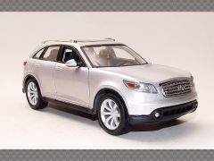 INFINITI FX45 ~ 2006 | 1:24 Diecast Model Car