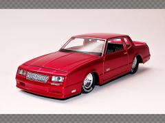 CHEVROLET MONTE CARLO SS | 1:24 Diecast Model Car
