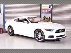 FORD MUSTANG ANNIVERSARY EDITION | 1:18 Diecast Model Car