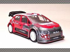 CITROEN C3 WRC PRESENTATION ~ 2007 | 1:43 Diecast Model Car