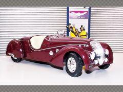 PEUGEOT 302 DARL MAT ROADSTER ~ 1937 | 1:18 Diecast Model Car