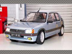 PEUGEOT 205 GTi 1.6L ~1988   1:18 Diecast Model Car