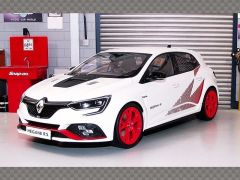 RENAULT MEGANE IV RS TROPHY R ~ 2019 | 1:18 Diecast Model Car