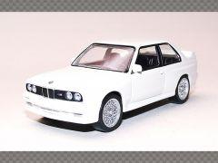 BMW M3 E30 ~ 1986 | 1:43 Diecast Model Car