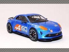 ALPINE A110 CELEBRATION ~ LE MANS 2016 | 1:43 Diecast Model Car