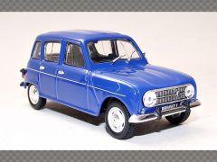 RENAULT R4 ~ 1962 | 1:43 Diecast Model Car