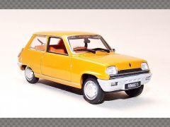 RENAULT R5 ~ 1972 | 1:43 Diecast Model Car