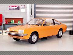 OPEL MANTA B 1975 | 1:18 Diecast Model Car