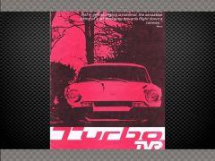 ORIGINAL TVR TURBO BROCHURE 1976 | Memorabilia