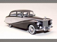 ROLLS ROYCE SILVER CLOUD HOOPER EMPRESS | 1:43 Diecast Model Car