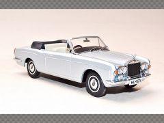 ROLLS ROYCE CORNICHE CONVERTIBLE | 1:43 Diecast Model Car