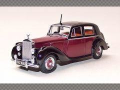 ROLLS ROYCE SILVER DAWN | 1:43 Diecast Model Car