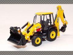 JCB ECO BACKHOE LOADER | 1:76 Diecast Model Tractor