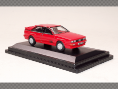 AUDI QUATTRO | 1:76 Diecast Model Car