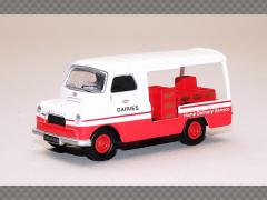 BEDFORD - UNIGATE MILK FLOAT   1:76 Diecast Model Car