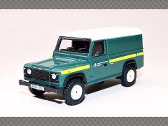 LAND ROVER DEFENDER ~ FORESTRY COMMISSION | 1:76 Diecast Model Car