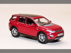 LAND ROVER DISCOVERY 5 | 1:76 Diecast Model Car