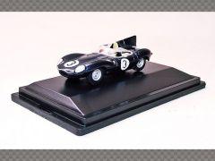 JAGUAR D TYPE | 1:76 Diecast Model Car