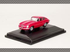 JAGUAR E TYPE COUPE | 1:76 Diecast Model Car