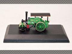FOWLER STEAM ROLLER NO.18873 ~ CITY OF TRURO | 1:76 Diecast Steam Roller