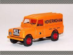 LAND ROVER SERIES 2 LWB HARD TOP - HOVERINGHAM | 1:76 Diecast Model Car