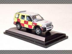 LAND ROVER DISCOVERY NOTTINGHAMSHIRE F & R | 1:76 Diecast Model Car