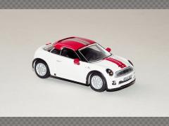 MINI COUPE| 1:76 Diecast Model Car