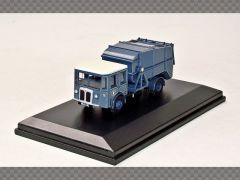 WEST BROMWICH SHELVOKE & DREWRY DUSTCART | 1:76 Diecast Model Truck