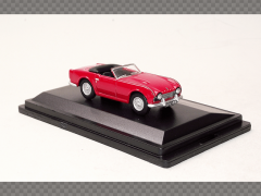 TRIUMPH TR4 | 1:76 Diecast Model Car