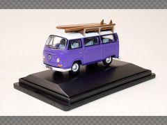VOLKSWAGEN T2 BUS | 1:76 Diecast Model Car