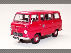 FORD 400E MINIBUS ~ LONDON FIRE BRIGADE | 1:43 Diecast Model Van