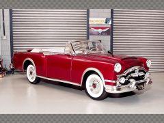 PACKARD CARIBBEAN 1953 ~ RED | 1:18 Diecast Model Car