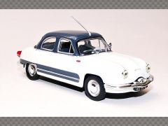 PANHARD DYNA GRAND STANDING ~ 1958 | 1:43 Diecast Model Car