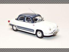 PANHARD DYNA GRAND STANDING 1958 | 1:43 Diecast Model Car