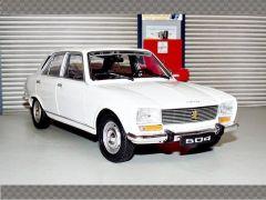 PEUGEOT 504 | 1:18 Diecast Model Car