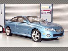 Pontiac GTO 2004 | 1:18 Diecast Model Car