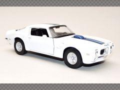 PONTIAC FIREBIRD TRANS AM 1972 | 1:24 Diecast Model Car