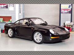PORSCHE 959 1987   1:18 Diecast Model Car
