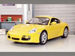 PORSCHE CAYMAN S | 1:18 Diecast Model Car