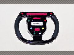 RACING STEERING WHEEL KEYRING | Gifts