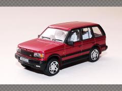 RANGE ROVER   1:76 Diecast Model Car