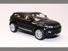 RANGE ROVER EVOQUE ~ BLACK | 1:43 Diecast Model Car