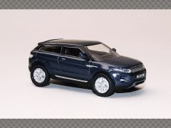 RANGE ROVER EVOQUE - BLUE | 1:76 Diecast Model Car