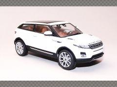 RANGE ROVER EVOQUE ~ WHITE | 1:43 Diecast Model Car