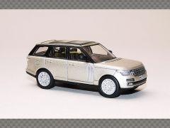 RANGE ROVER LUXOR 2013 - GOLD | 1:76 Diecast Model Car