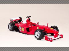 FERRARI F1 2000 ~ MICHAEL SCHUMACHER 2000   1:43 Diecast Model Car